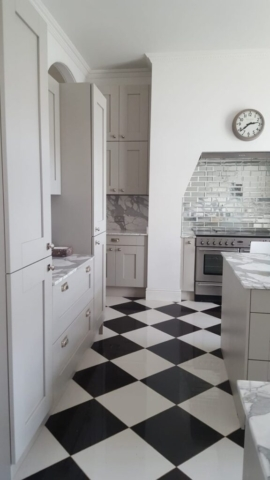 Kingston upon Thames kitchen refurbishment