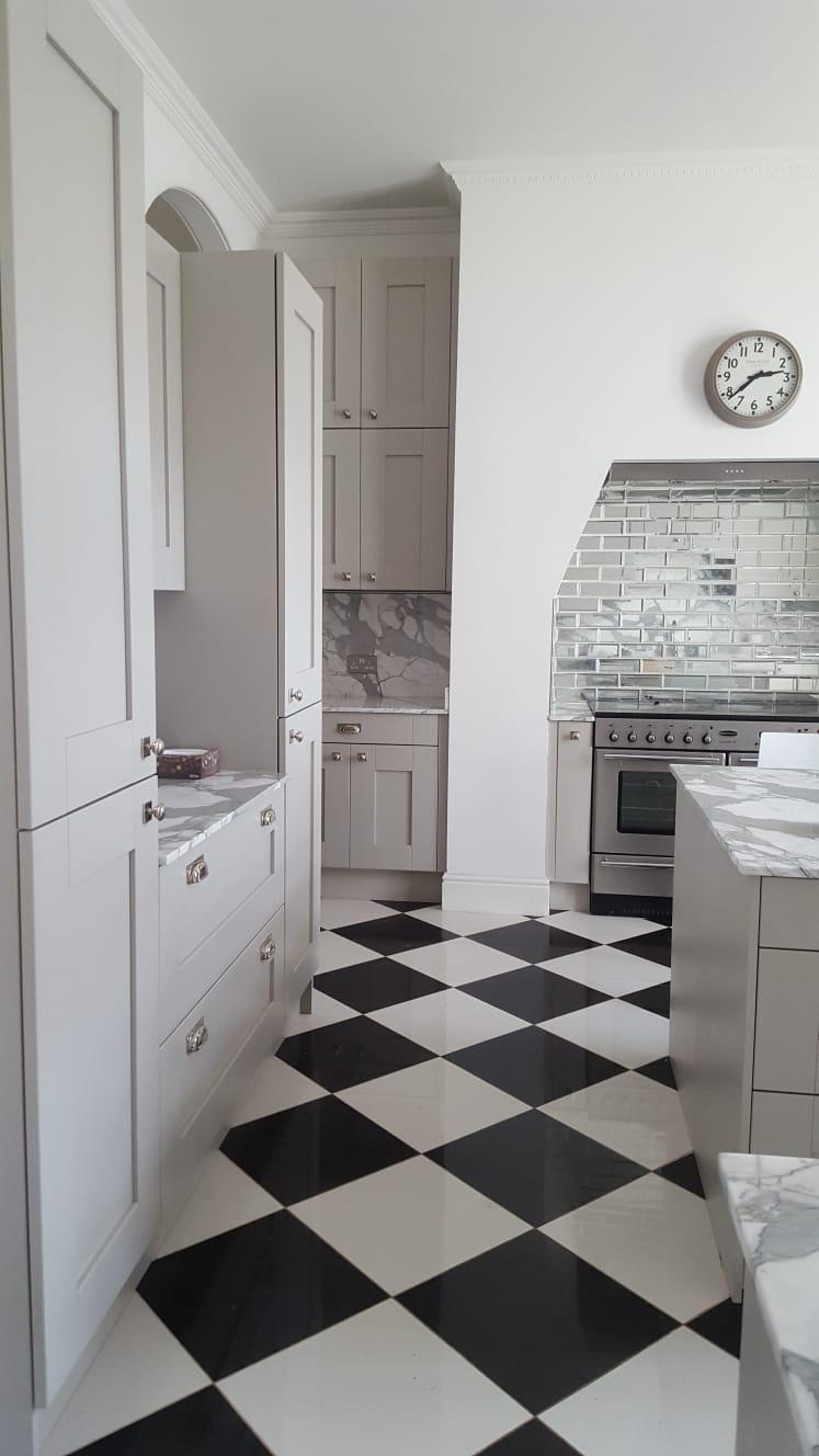 Kingston upon Thames kitchen refurbishment