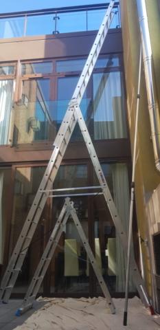 Hampton Facade repair and renovation