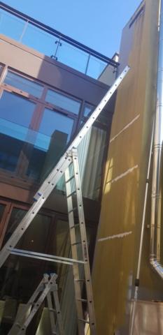Richmond Facade repair and renovation