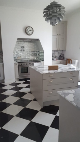 Richmond kitchen refurbishment