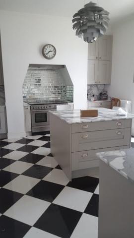 Richmond kitchen refurbishment