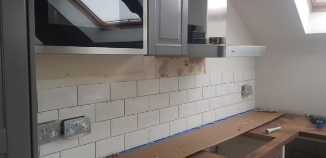 Hampton kitchen design and build