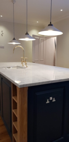 Sunbury on Thames kitchen refurbishment