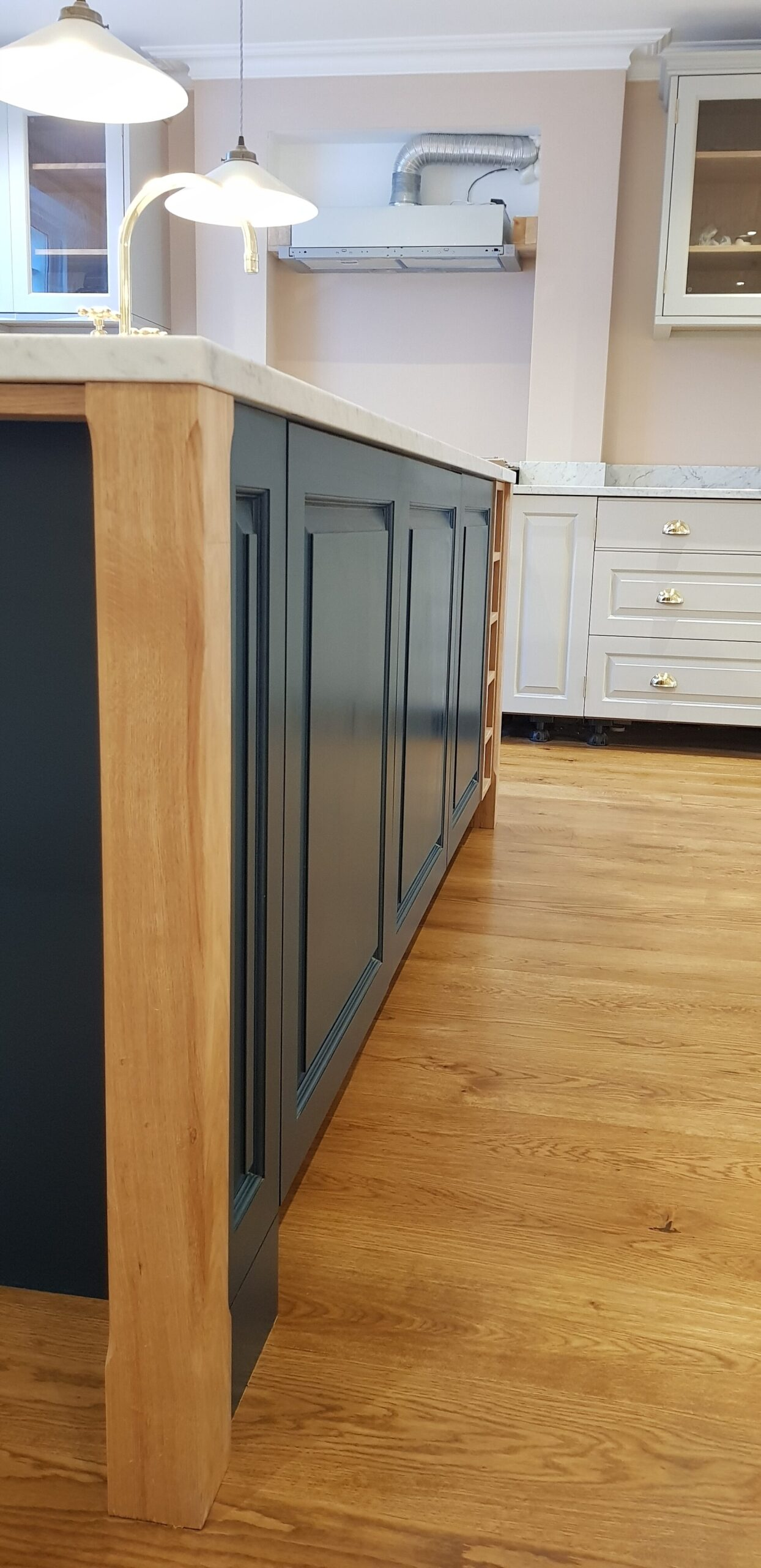 Hampton kitchen refurbishment design build