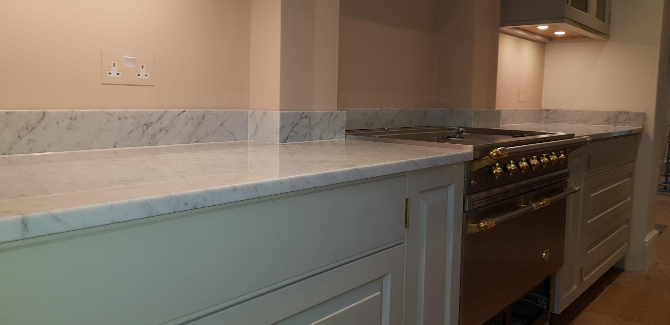 Renovated kitchen Richmond