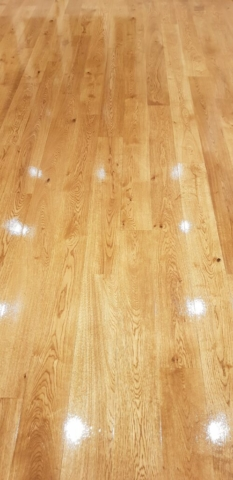 Richmond - wooden floor fitting repair