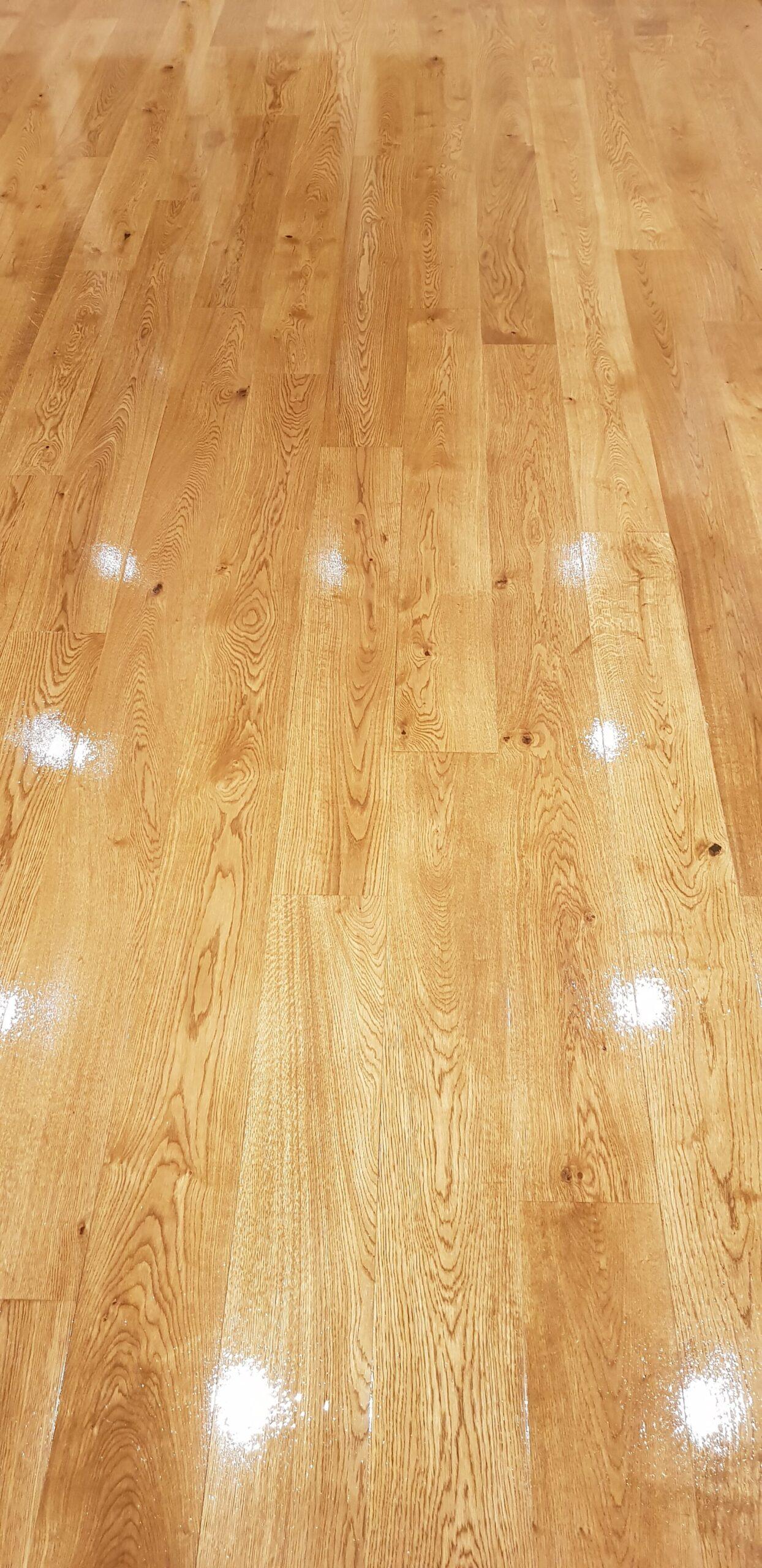 Richmond - wooden floor fitting repair